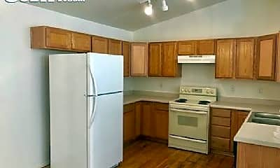Kitchen, 421 Broken Arrow Dr, 1
