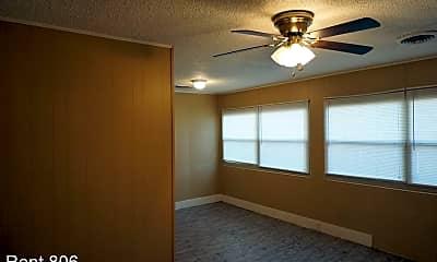 Bedroom, 4815 9th St, 2