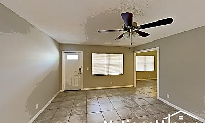 Living Room, 310 SW 76th Ter, 1