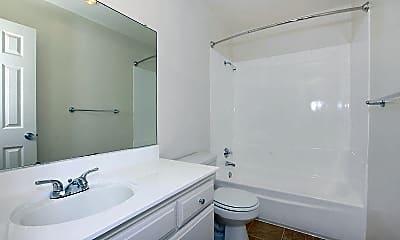 Bathroom, Villa Creek Apartment Homes, 2
