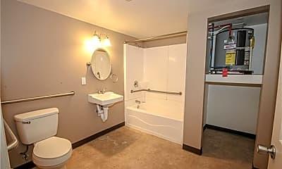Bathroom, 13 E 3rd St 303, 2