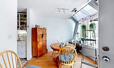 Dining Room, 42 Fresh Pond Place, Unit 1, 1