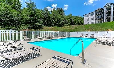 Pool, Vue at Ridgeway, 0