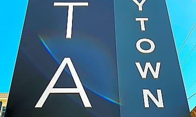 Community Signage, Alta Baytown, 2