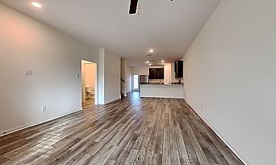 Living Room, 1307 Treeta Trail, 1