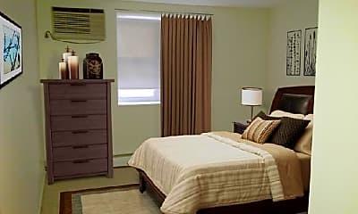 Bedroom, 63 Parkman St, 1