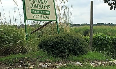 Craighead Commons, 1