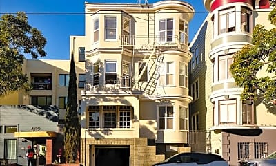Building, 460 Duboce Ave, 1