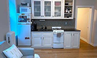 Kitchen, 411 West 44th Street, Unit 12, 2