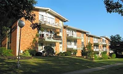 Building, Pinecrest Apartments, 0
