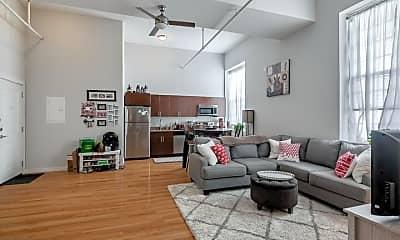 Living Room, 4 Leverington Ave 102, 0