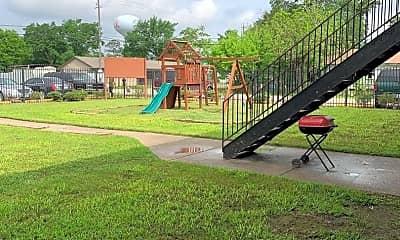Playground, 14302 Laredo St, 1