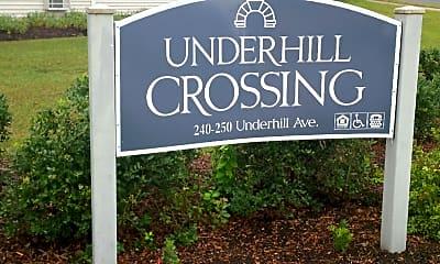 Underhill Crossing, 1