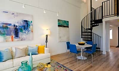 Living Room, The Market, 1