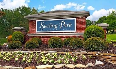 Community Signage, Sterling Park, 1