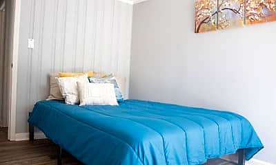 Bedroom, Room for Rent -  a 4 minute walk to bus 74, 2