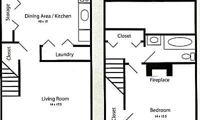 Living Room, 2655 Gatewood Cir, 2