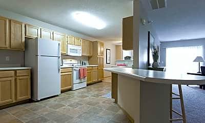 Kitchen, Boulder Ridge, 1