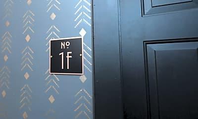 Bathroom, 2127 W Clifton Ave, 2