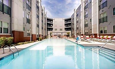Pool, 3912 Elkins Alley, 2