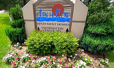 Glen Hollow Apartments, 1