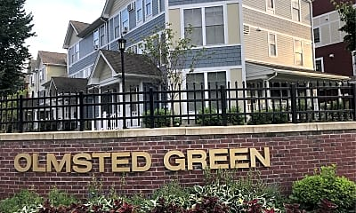 Olmsted Green, 0
