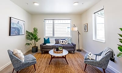 Living Room, The Marigold, 1
