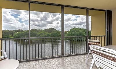 Patio / Deck, 5188 Woodland Lakes Dr 332, 1