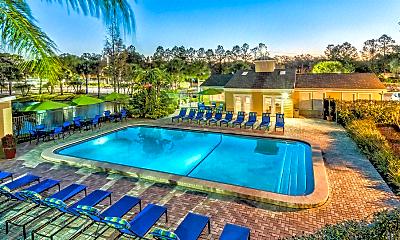 Pool, Sunstone Palms, 1