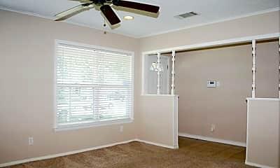 Bedroom, 815 Milam Drive, 1