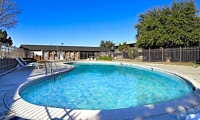 Pool, Peppertree Place Apartments, 1