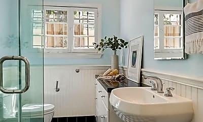 Bathroom, 7709 Waring Avenue, 1