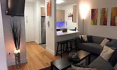 Living Room, 200 Water St PH71, 0