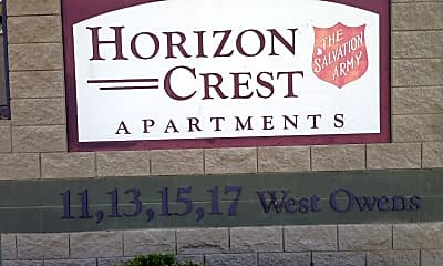 Horizon Crest, 1