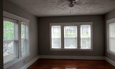 Living Room, 130 Ash St, 1
