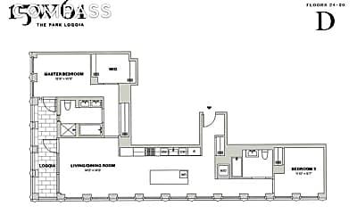 15 W 61st St 29-D, 2