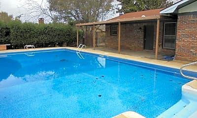 Pool, 402 Melbourne Dr, 2