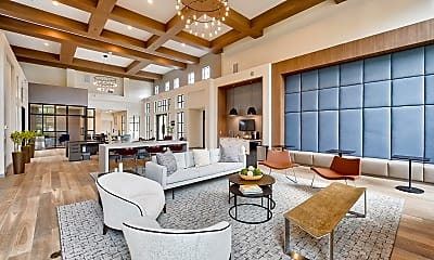 Living Room, Monterey Ranch, 0