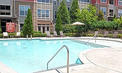 Pool, Columbia Grove, 1