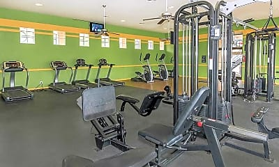 Fitness Weight Room, Westchase Grand, 1