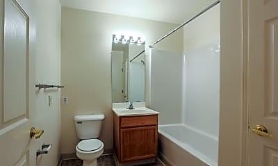Bathroom, Seneca Pointe Senior Apartments, 2