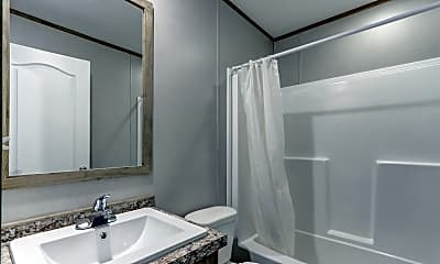 Bathroom, Independence Hill, 2