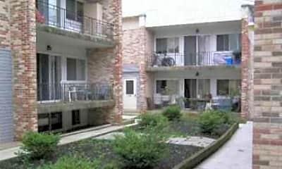 Building, Gable Courtyard, 0