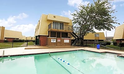 Pool, Ashley Park, 2