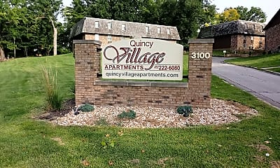 The Quincy Village Apartments, 1