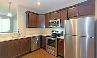 Kitchen, 101 Nott Terrace 309, 0