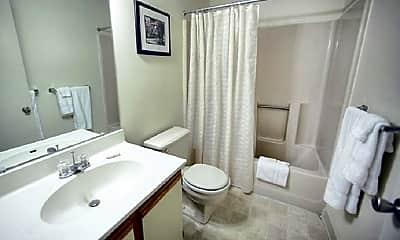 Bathroom, Princeton Place, 2