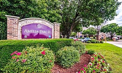 Community Signage, Amelia Parc II, 2