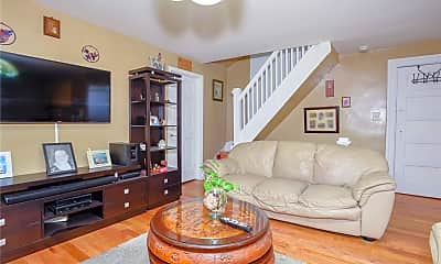 Living Room, 113-08 107th Ave 1, 1