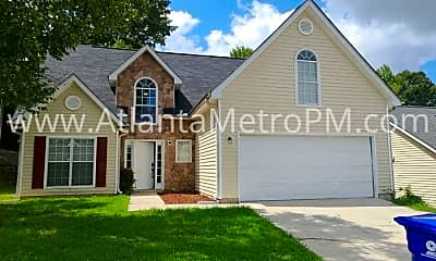 Building, 3852 Meadow Glen Way, 0